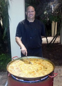 paella chef javier miami south florida