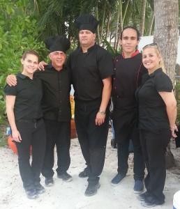 Paella Catering Chefs Miami Florida