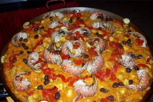 Paella South Beach