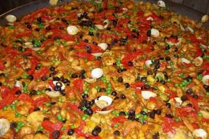 paella valenciana catering miami
