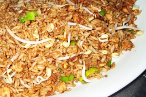 arroz frito fried rice
