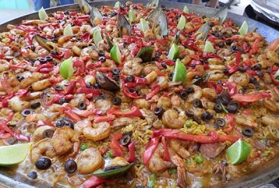South Beach Paella Paellas Tapas